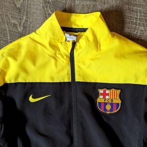 Nike FCB Dri-Fit Track Jacket
